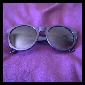 Accessories - Purple Sunglasses